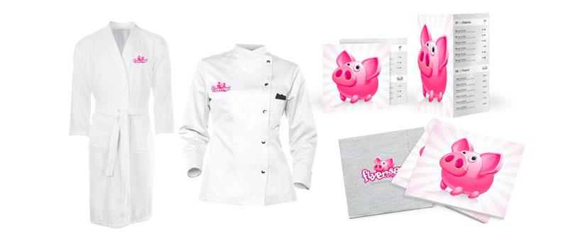 Online Druckerei Schweiz Gastroprodukte Produkte Restaurant Hotel Gäste Berner Oberland Thun Interlaken Bern