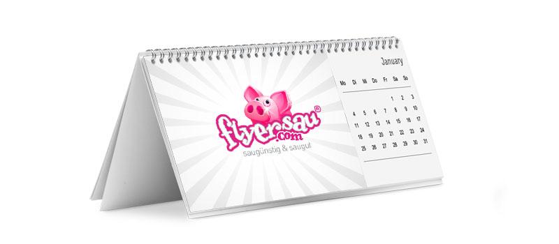 Tischkalender Kalender 2019 Firma Logo günstig billig drucken